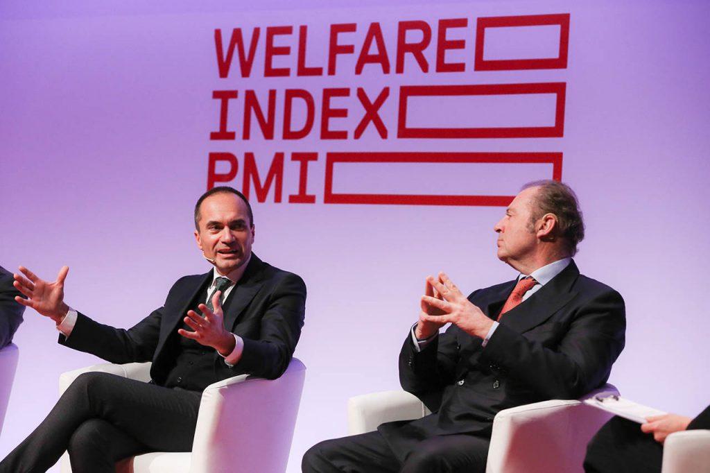 Alberto Baban - Presidente Piccola Industria Confindustria e Philippe Donnet - Group CEO di Generali