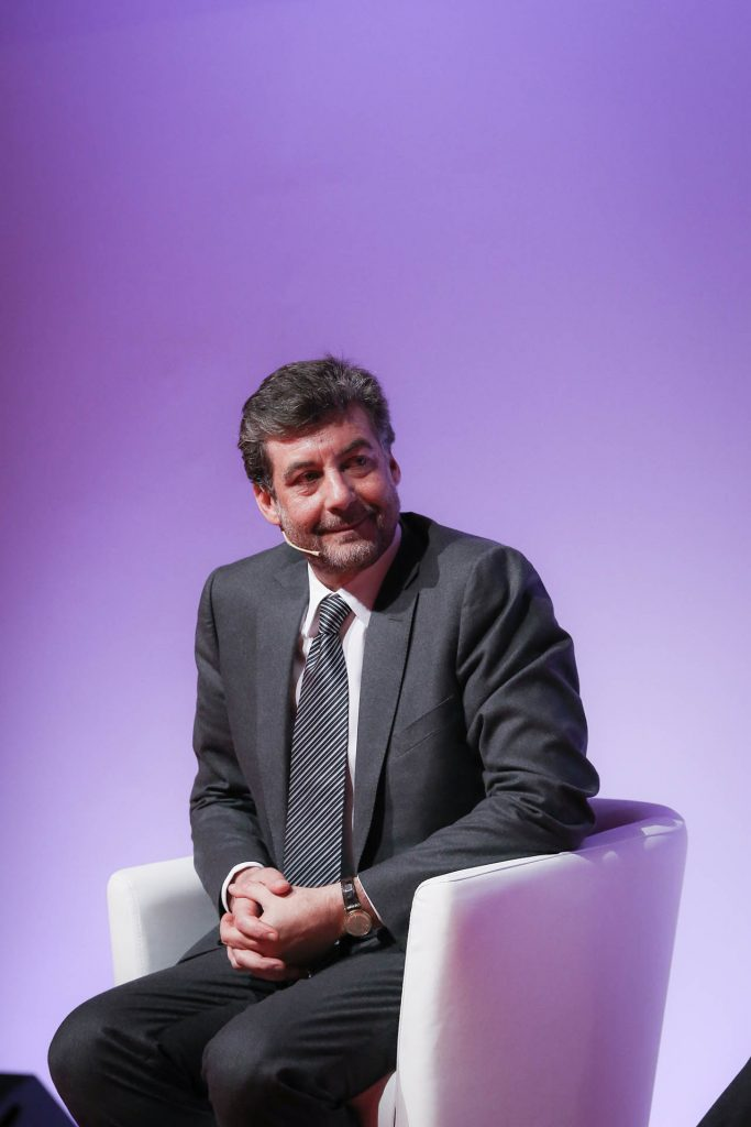 Mario Guidi - presidente Confagricoltura