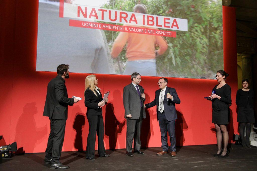 Menzione speciale Integrazione Sociale a Natura Iblea