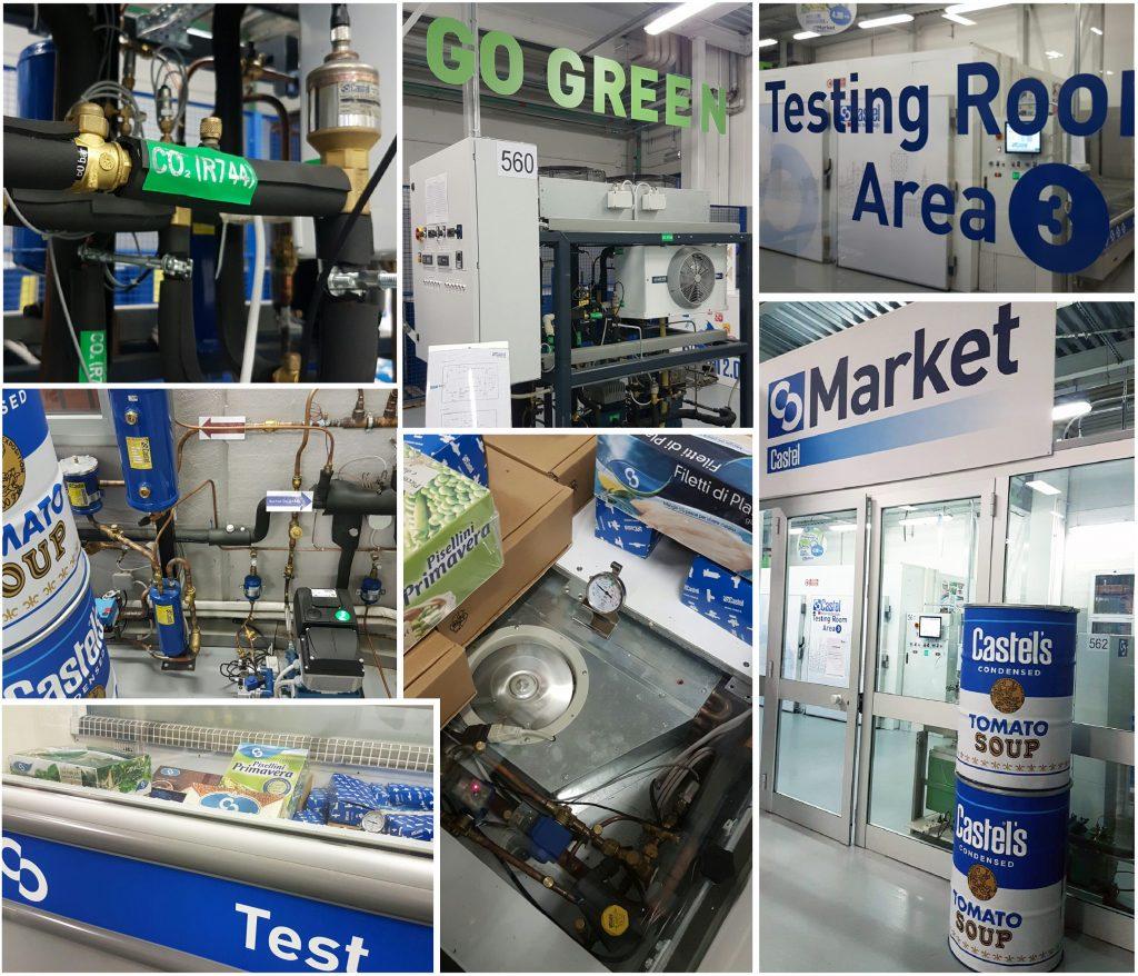 Castel Market_Testing room
