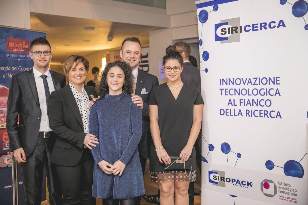 Serata raccolta fondi IOR partner ufficiale Siropack