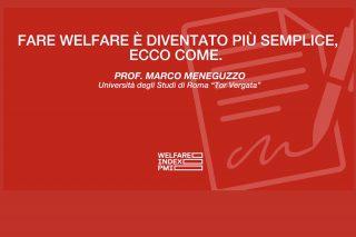 Professor Meneguzzo Welfare Aziendale Semplice