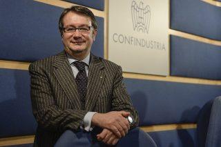 Carlo Robiglio - Presidente piccola industria di Confindustria