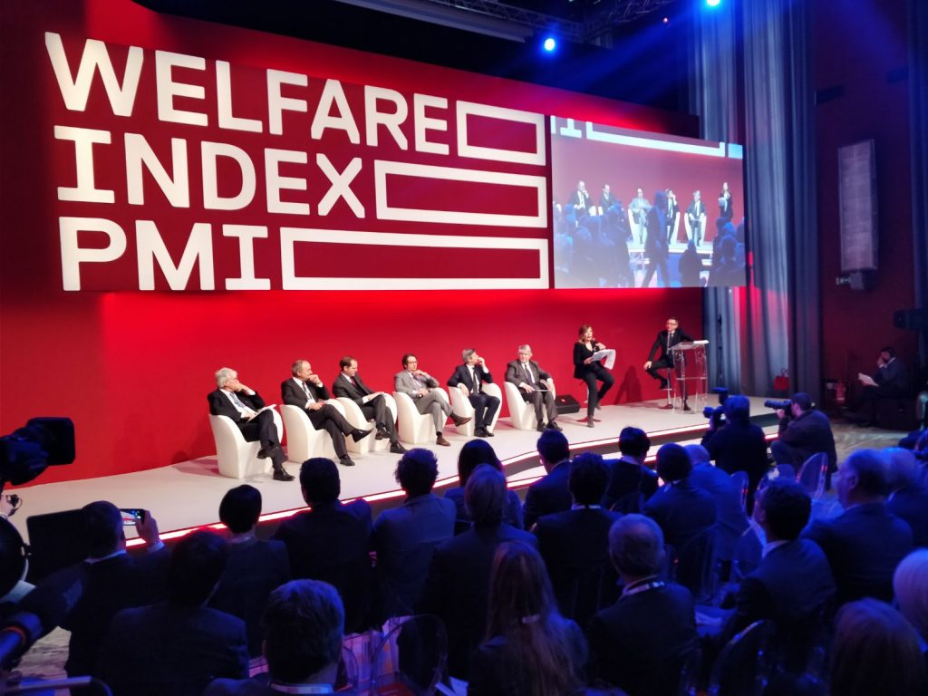 Ila Palco di Welfare Index PMI 2018