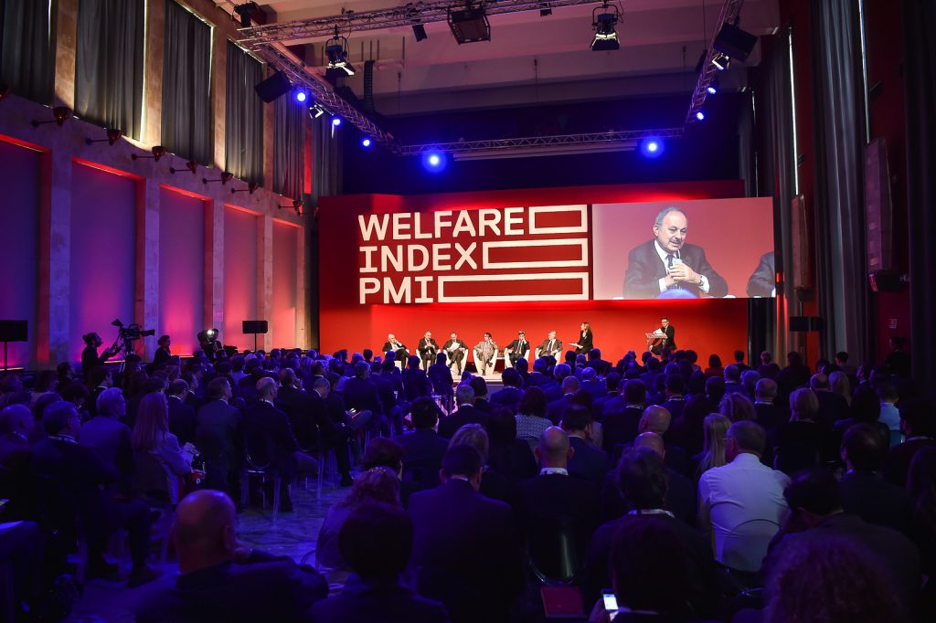 Welfare Index PMI © Francesco Vignali Photography